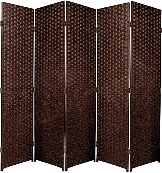 Biombo de rafia ideal para separar ambientes o habitaciones en ...