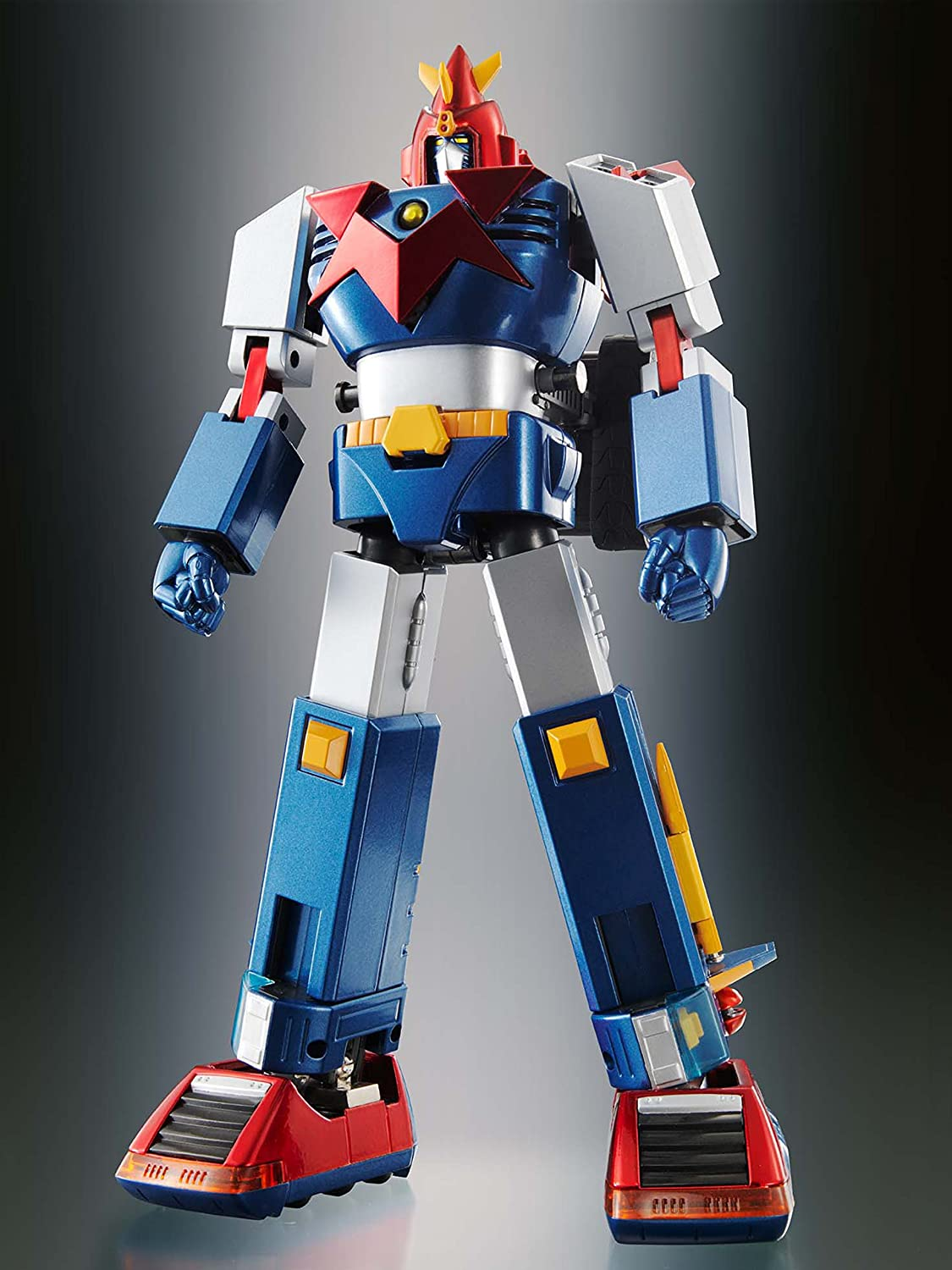 "Amazon.com: Bandai Tamashii Nations Soul of Chogokin ""Voltes V ..."