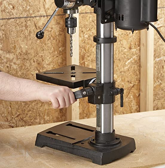 SKIL Drill Press Adjust