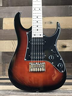 Amazon.com: Ibanez GRGM21BKN 3/4 Size Mikro Electric Guitar ... on ibanez v7 and v8 wiring, ibanez roadcore, ibanez explorer, ibanez 9-string, ibanez model identification, ibanez s5570q, ibanez grg120bdx, ibanez jbm100, ibanez gsr200, ibanez 8 string, ibanez rg450dx, ibanez hsh wiring, ibanez s470 mahogany oil, ibanez color codes, ibanez 7 string, ibanez gax, ibanez axstar, ibanez pickup wiring, ibanez sz320, ibanez rg421,