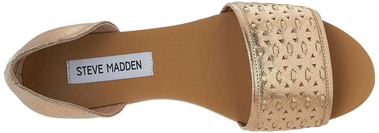 f4f85e8925a Steve Madden Women's Taylerr Flat Sandal