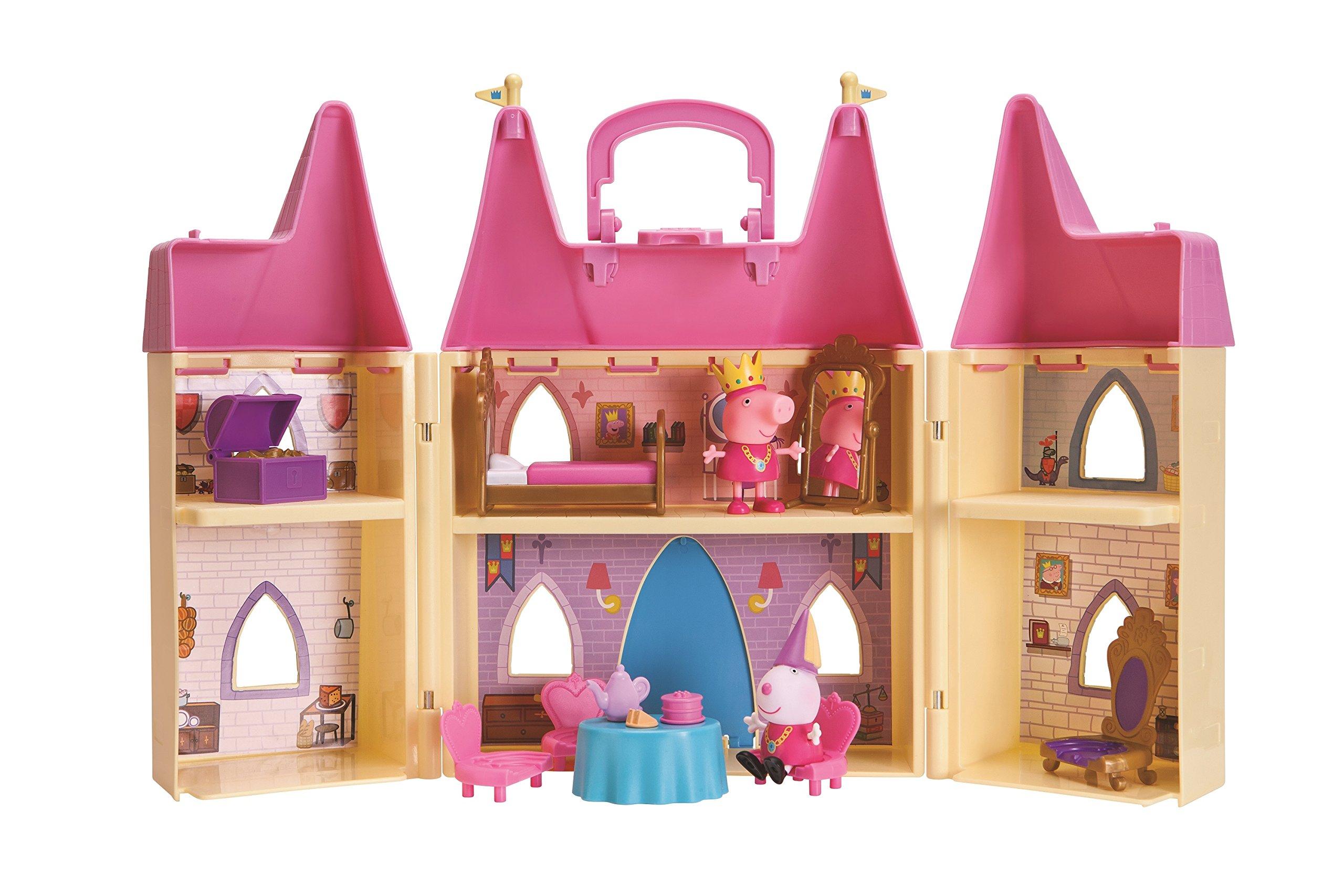 Peppa Pig Peppa's Princess Castle Deluxe Playset by Peppa Pig