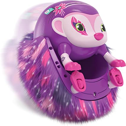 Moves Zoomer Hedgiez Interactive Baby Hedgehog /'Daisy/' Lights up /& Tricks NEW