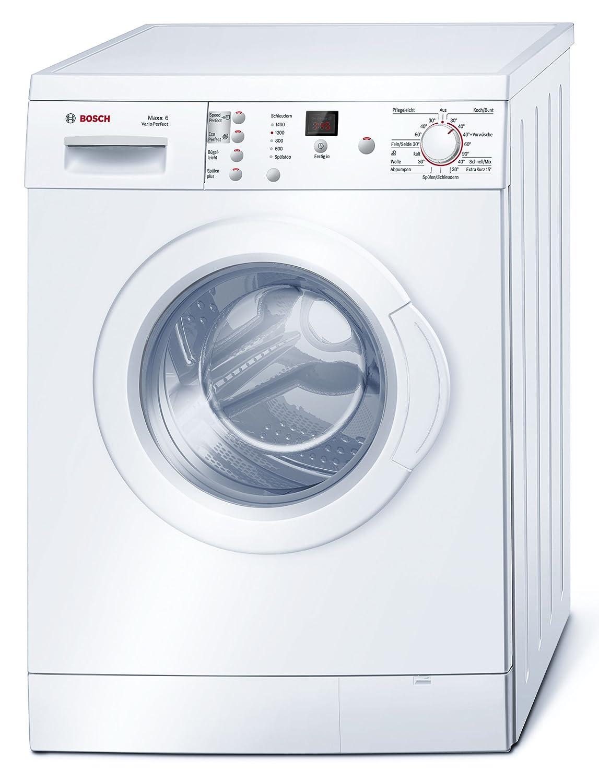 Bosch WAE28324 - Lavadora (Independiente, Color blanco, Frente, 6 ...