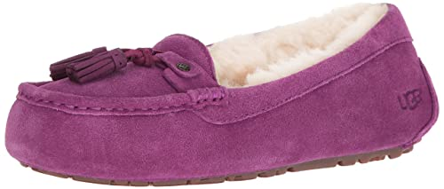 f1d96d38b1a UGG Women's Litney Moccasin, Purple Passion, 5 US/5 B US: Amazon.ca ...