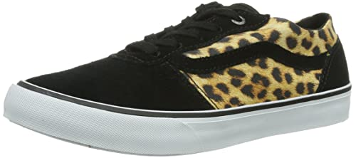 scarpe vans leopardate donna