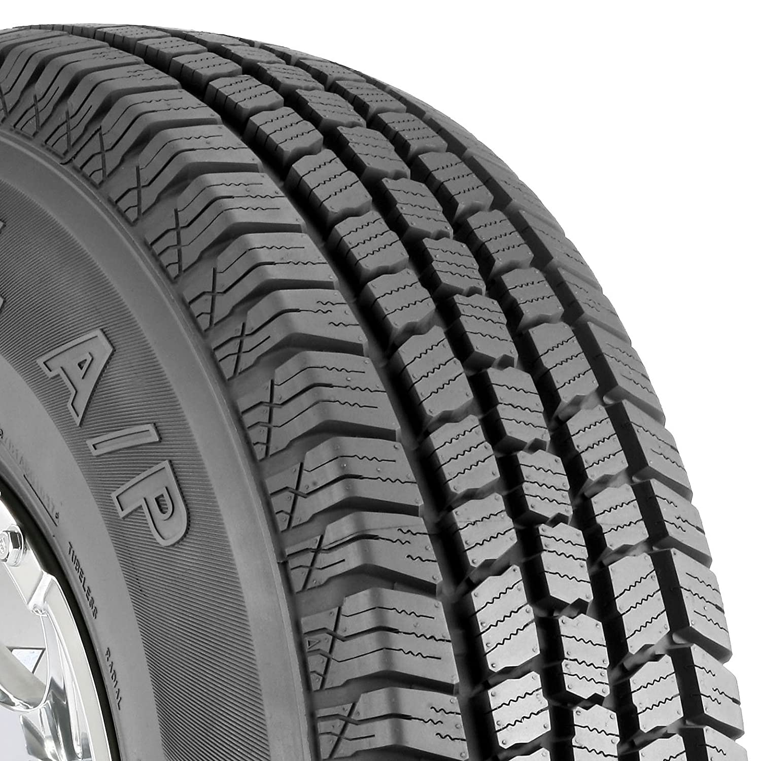 amazoncom ironman radial allseason radial tire 115t automotive