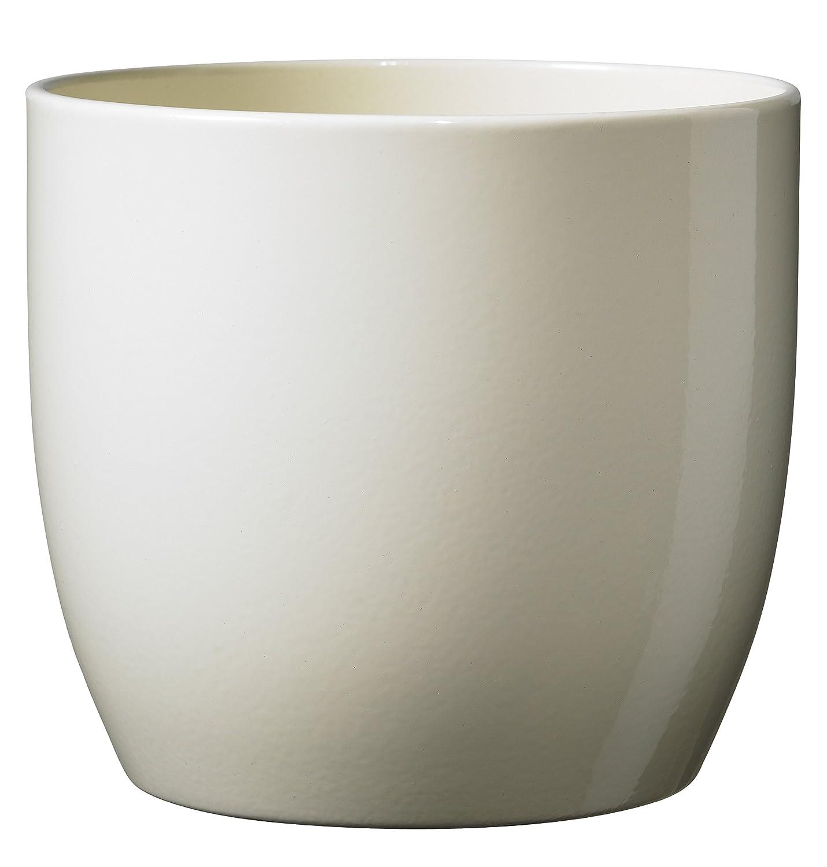 Argile apfelsine 14 x 14 x 13 cm Soendgen Cache-Pot en c/éramique Dover Basel Full Color