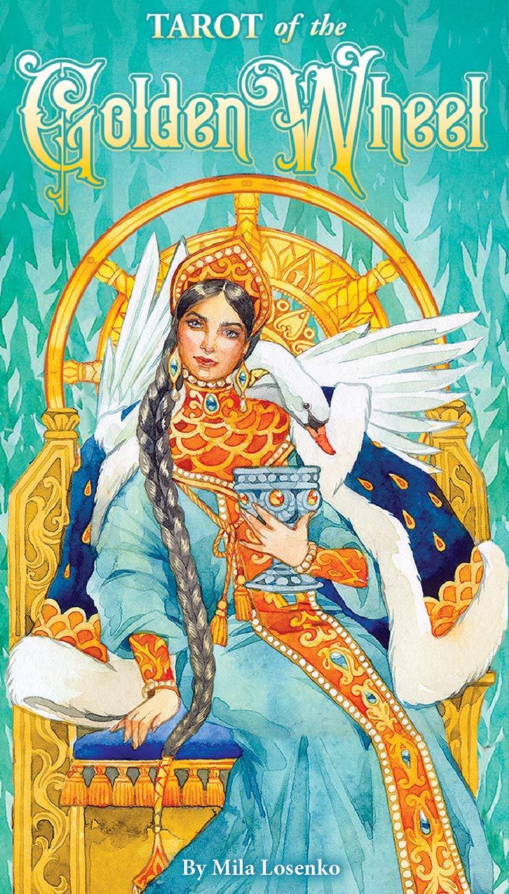 Tarot of the Golden Wheel: Losenko, Mila: 9781572819764: Books - Amazon.ca