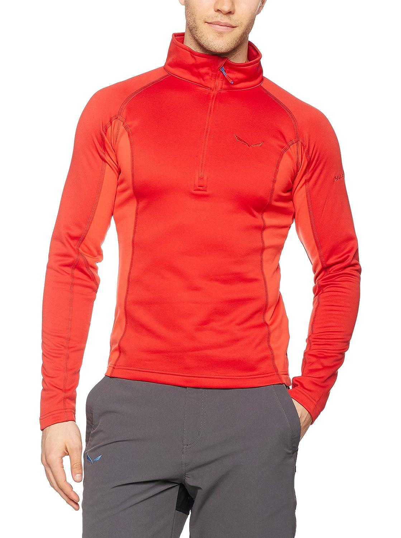 Salewa Puez (Fanes) Pl M L/S Tee - T-Shirt für Herren, Farbe