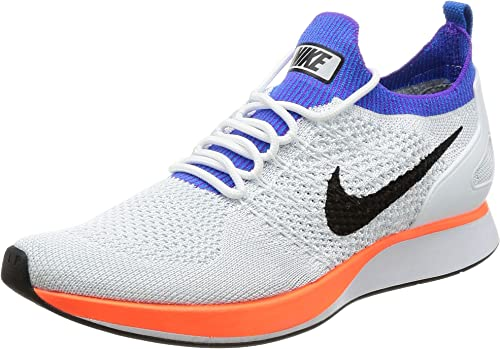 Amazon.com: Nike Men 's air Zoom Mariah Flyknit Racer, Color ...