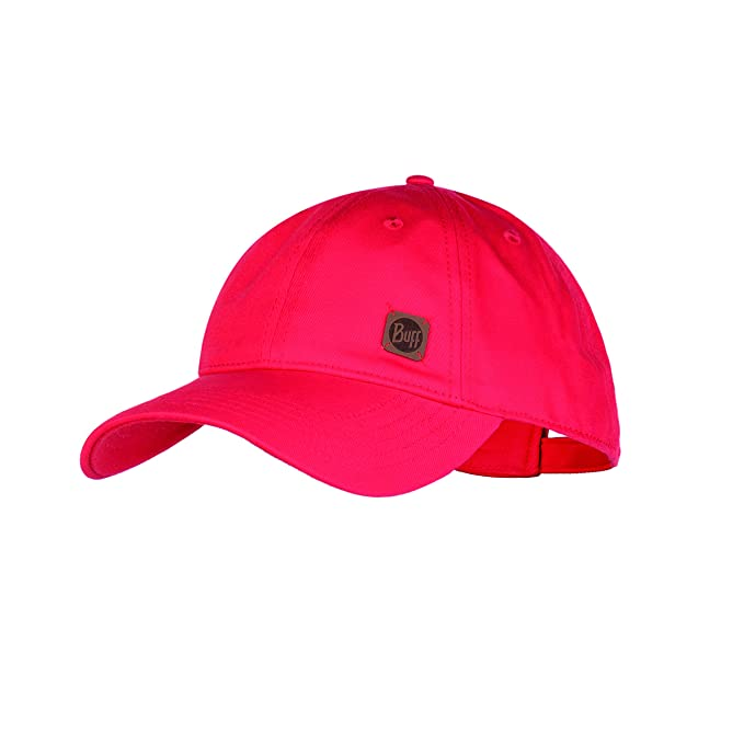 Buff Solid Gorra Baseball, Mujer, Red, Talla única: Amazon.es ...
