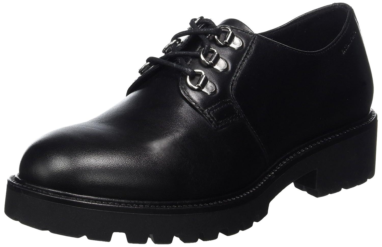 Vagabond Kenova - Zapatos Derby Mujer 41 EU|Schwarz (Black)