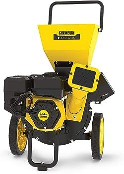 Champion Power Equipment 3-inch Chipper Shredder for Composting