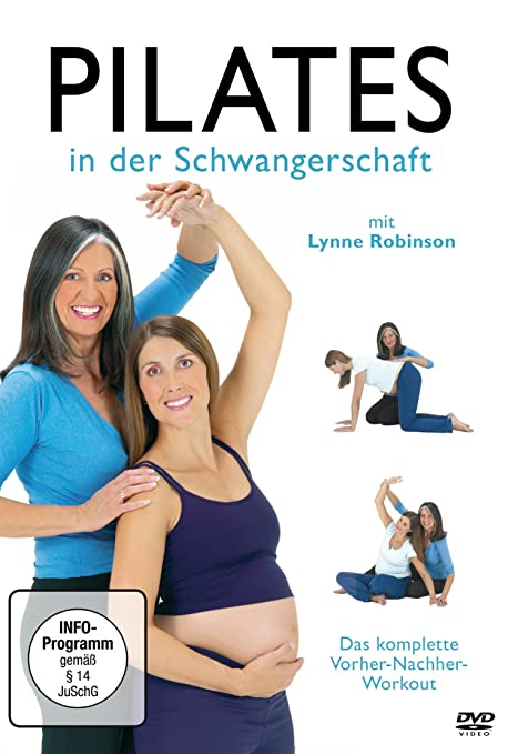 Pilates in der Schwangerschaft: Amazon.de: Lynne Robinson: DVD ...