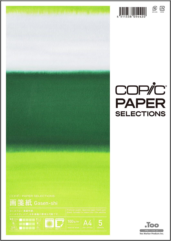 Copic 26075308 Soft Watercolor Paper A4 100 g