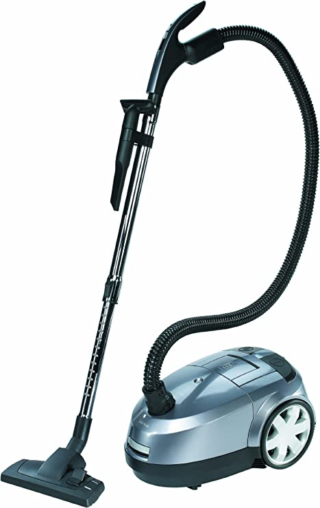 Grundig VCC 9850 - Aspiradora con bolsa, 2500 W, filtro HEPA: Amazon.es: Hogar