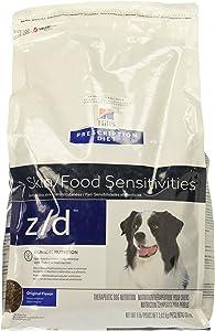Hills Z/D Ultra Allergen-Free Dog Food 8 Lb