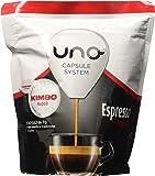 Kimbo - Capsule UNO Espresso Napoli (6 astucci da 16 capsule - totale 96 capsule)