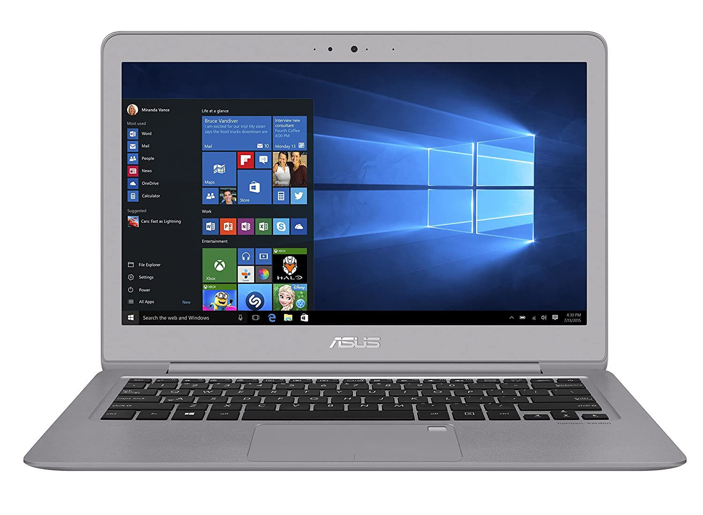 Asus ZenBook UX330 UX330UA-FC082T 13.3-inch Laptop (Core i5-7200U/8GB/256GB/Windows 10/Integrated Graphics)