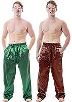 Men's Satin Lounge Pants Combo Pack