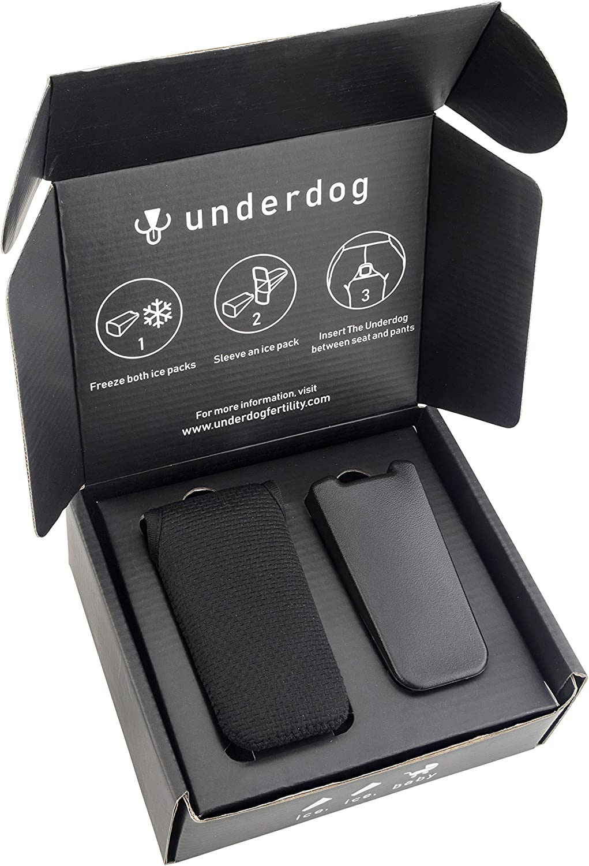 Underdog Male Fertility Cooling Kit: Boost Sperm
