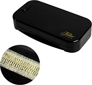 Fuller Brush Premium Table Tidy - Manual Handheld Crumber for Cleaning Tables - Rolling Kitchen Top Bread Crumbs Catcher for Home, Office & Restaurants
