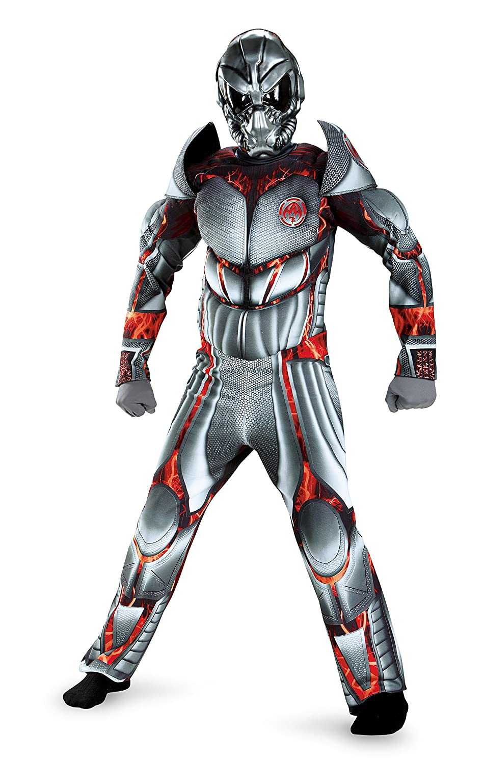 el estilo clásico Disguise Alien Alien Alien Warrior Deluxe Boys Costume, 10-12 by Disguise  entrega gratis