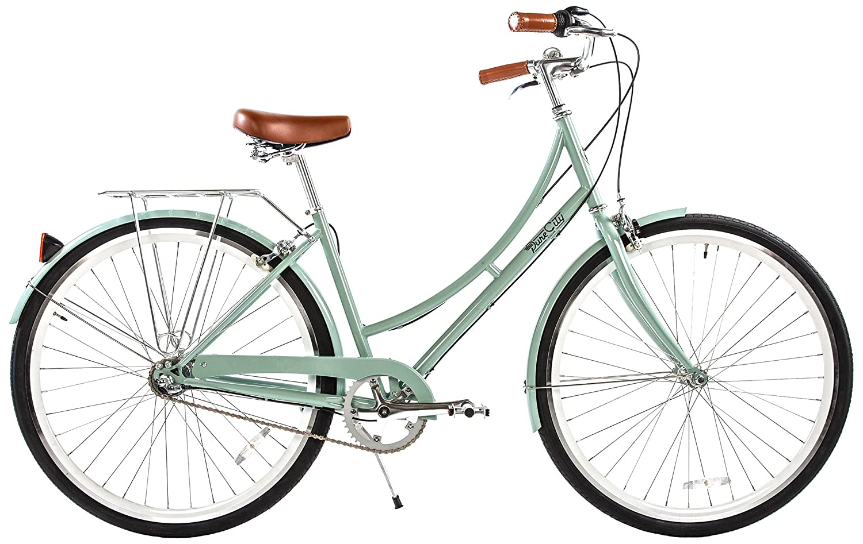 Pure City Dutch Style Step-Thru City Bicycle