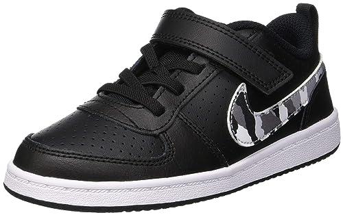 59f67df26a Nike Nike Court Borough Low (tdv),Babys' Walking Gymnastics Shoes, Black