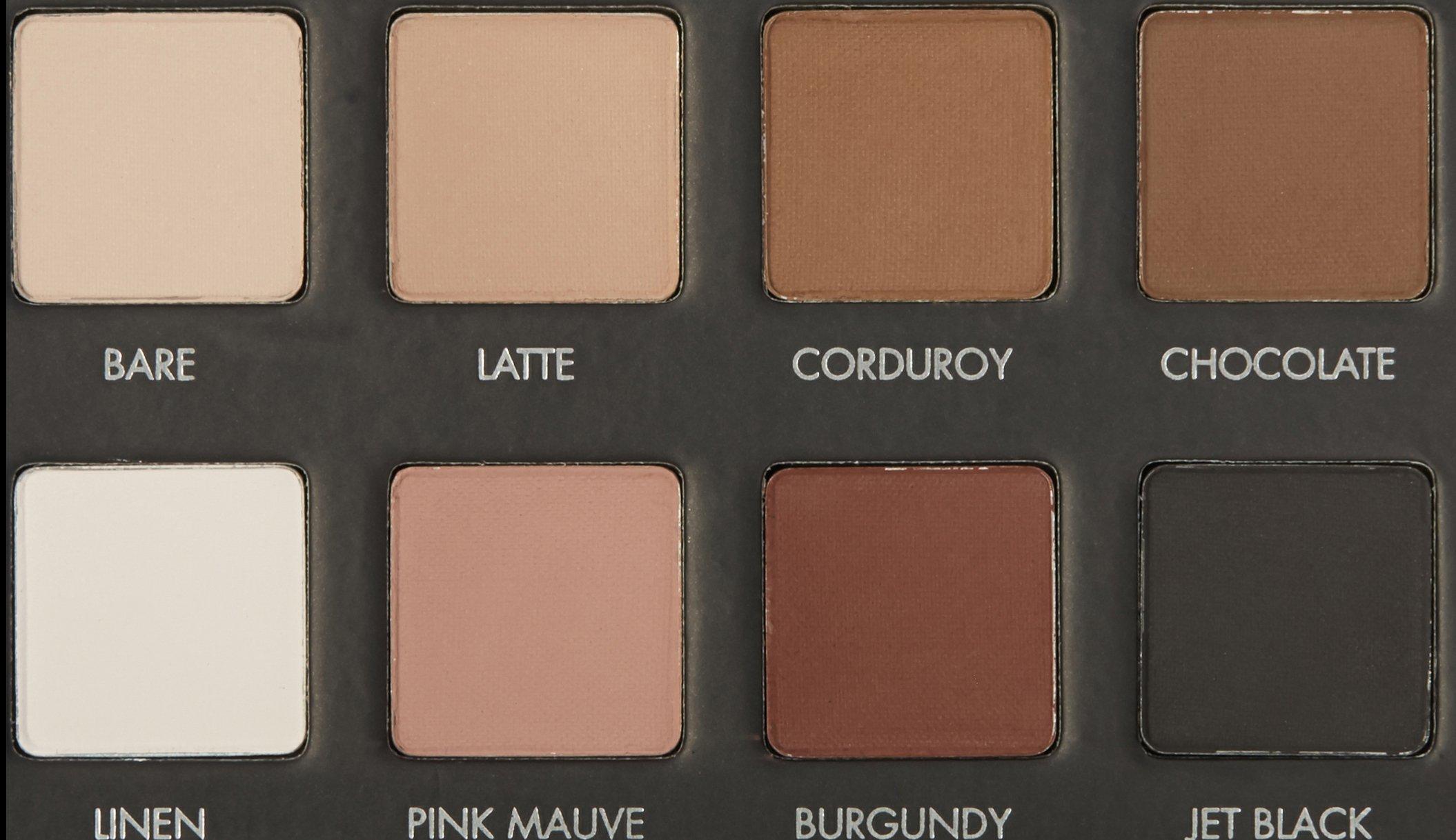 LORAC Pro Matte Eye Shadow Palette by LORAC (Image #2)