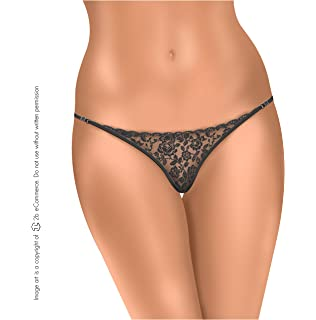 Amawi 1110 Cheeky Backless Sexy Strappy Lace Panties Ropa Interior Mujer