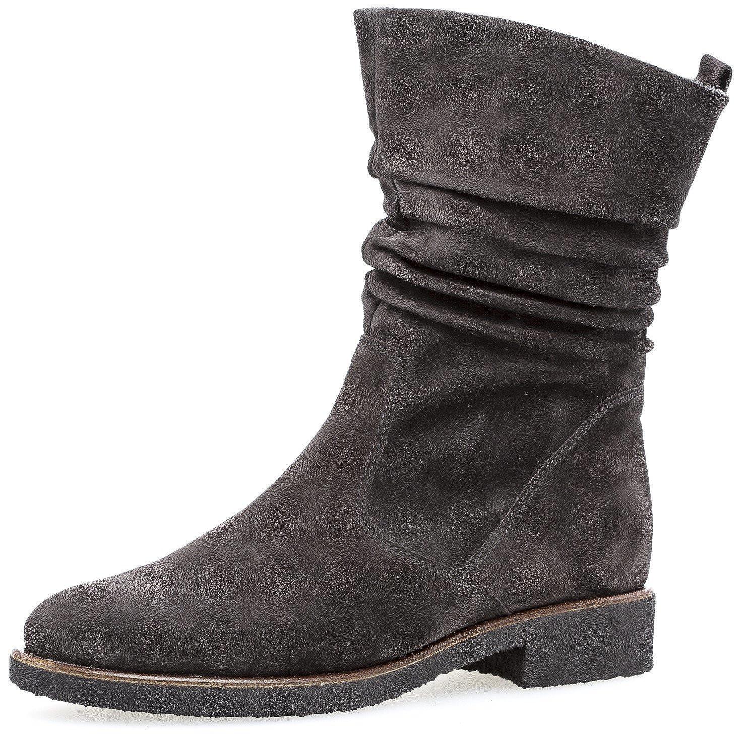 Grau Gabor Damen Comfort Sport Hohe Stiefel