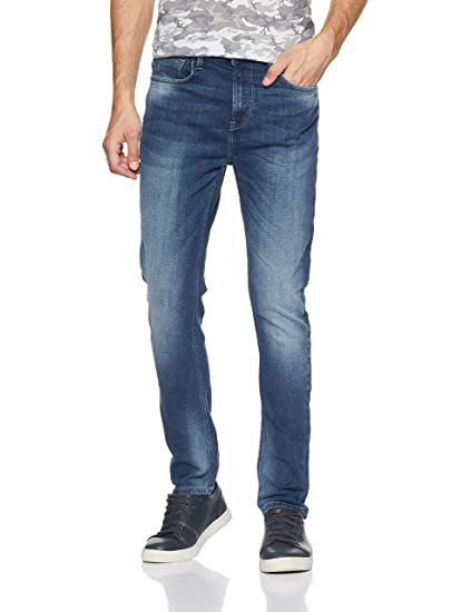 United Colors of Benetton Men's Carrot Jeans Jeans at amazon