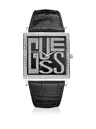 Guess W95056l1 Montre Femme Quartz Bracelet Cuir