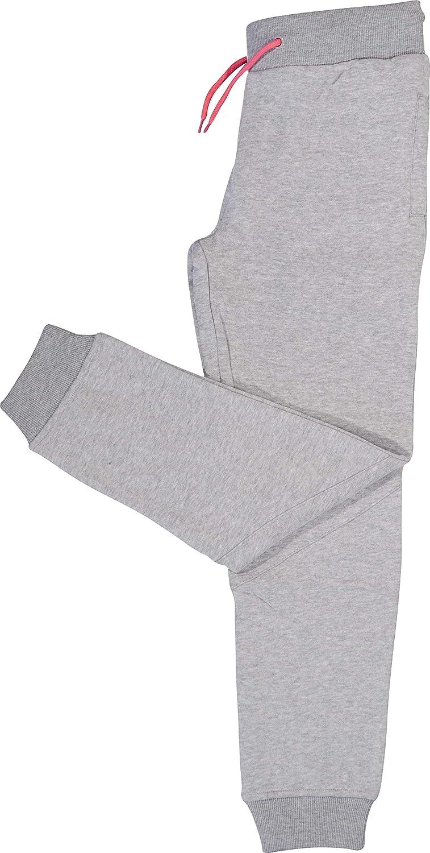 More Mile - Pantalones de chándal para niña (Forro Polar), Color ...