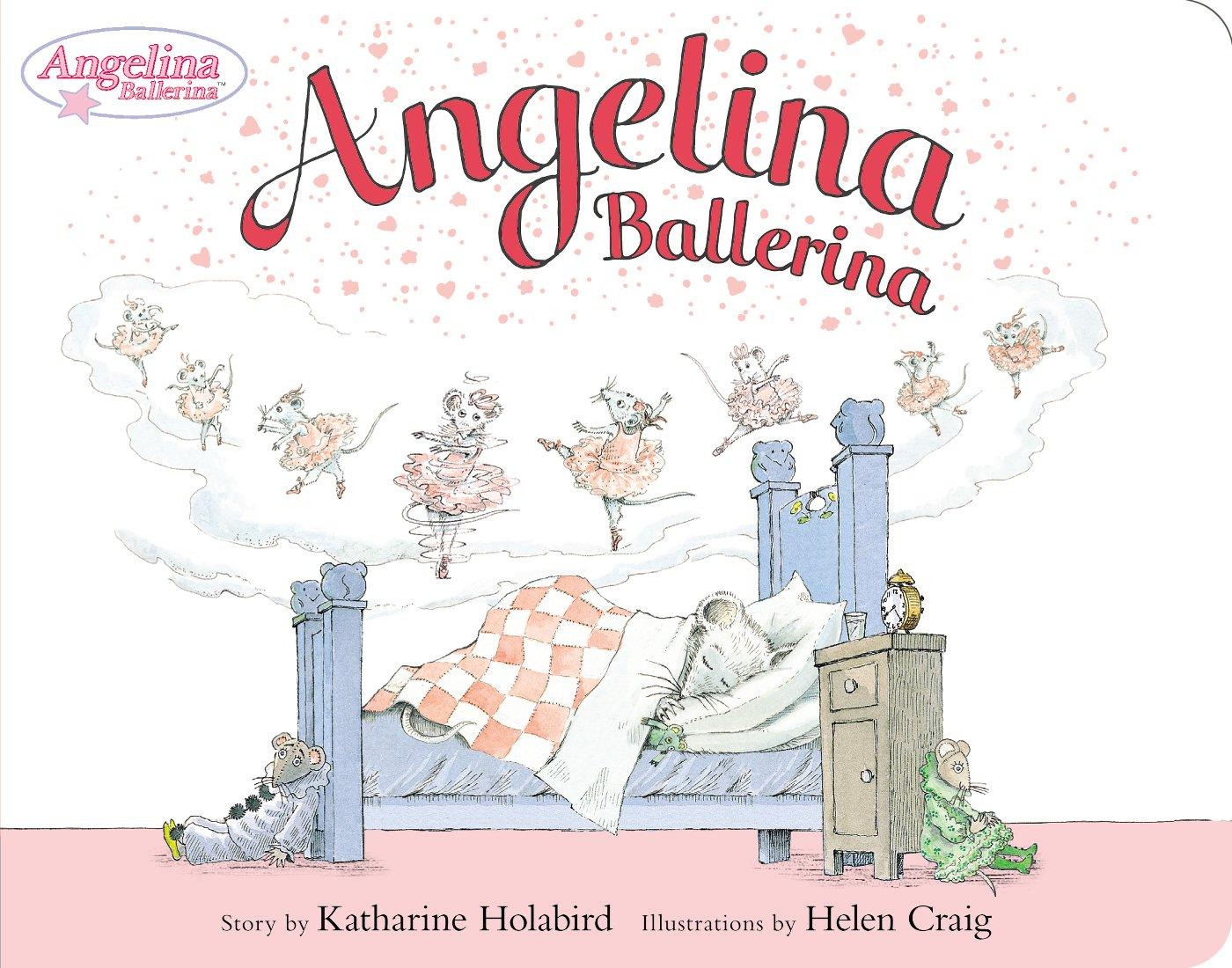 angelina ballerina katharine holabird helen craig 9780670016747