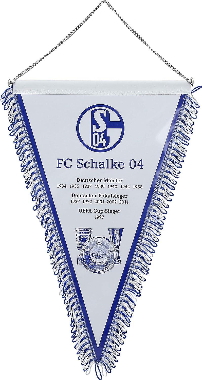 Fc Schalke 04 Flag Title Medium Amazon De Sport Freizeit