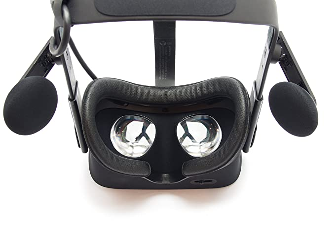 8b7058c9ea8 Image Unavailable. Image not available for. Color  Oculus Rift Facial  Interface ...