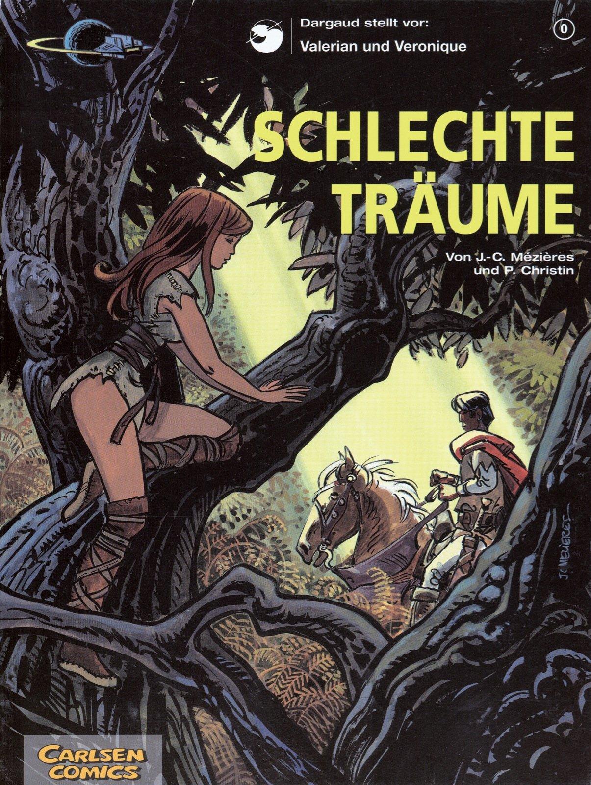 Valerian und Veronique, Bd.0, Schlechte Träume (Valerian & Veronique)