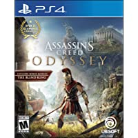 Deals on Assassins Creed Odyssey PlayStation 4