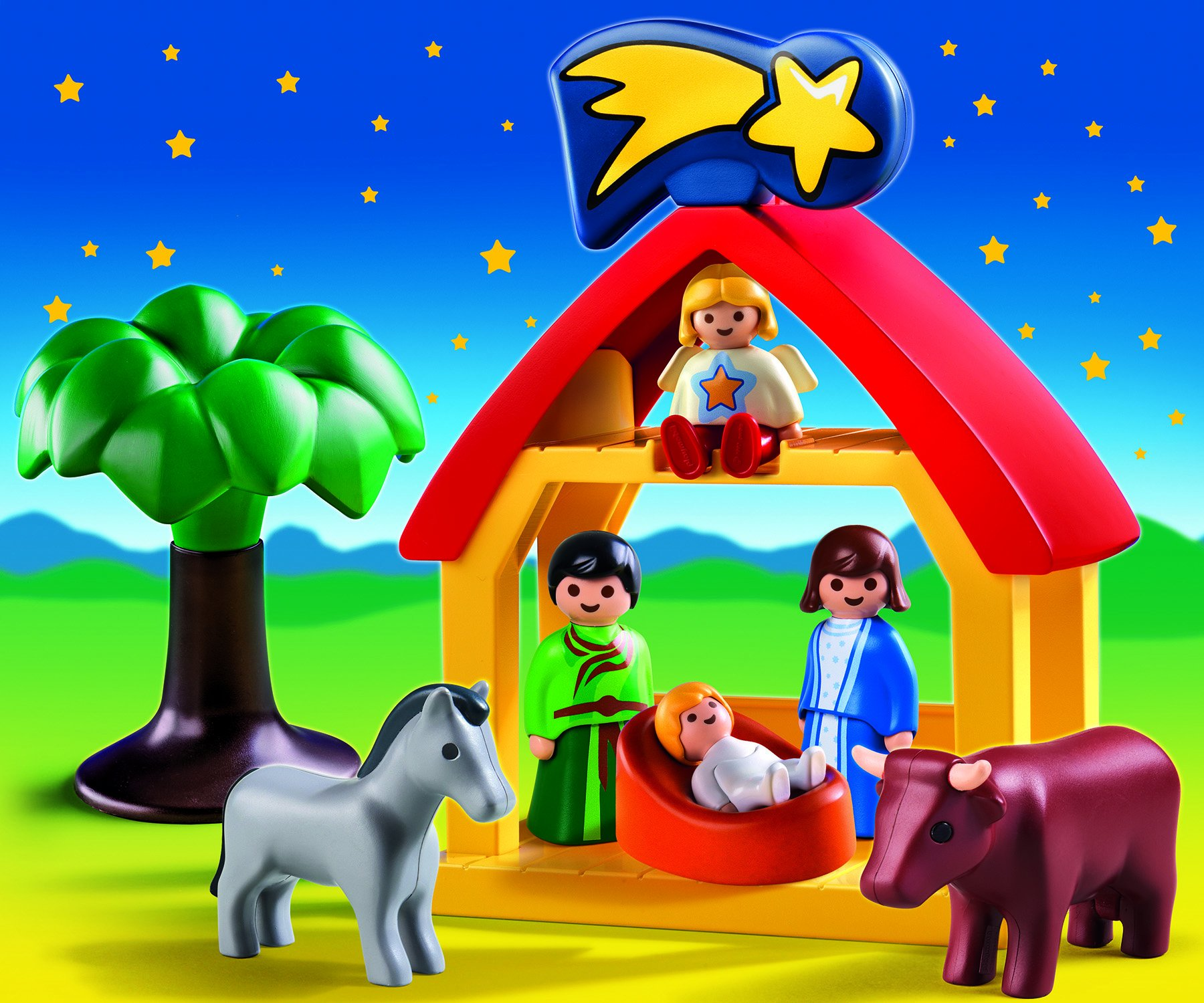 PLAYMOBIL® Christmas Manger by PLAYMOBIL® (Image #1)