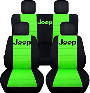 Are not 2013 jeep rubicon seat covers think