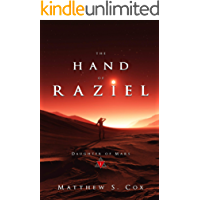 The Hand of Raziel (Daughter of Mars Book 1) (English Edition)