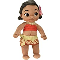 Disney Animators Collection Moana Plush Doll - Small - 12 Inches