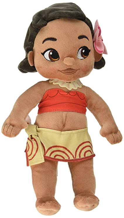 Amazon.com  Disney Animators  Collection Moana Plush Doll - Small - 12  Inches  Toys   Games cde633bc7
