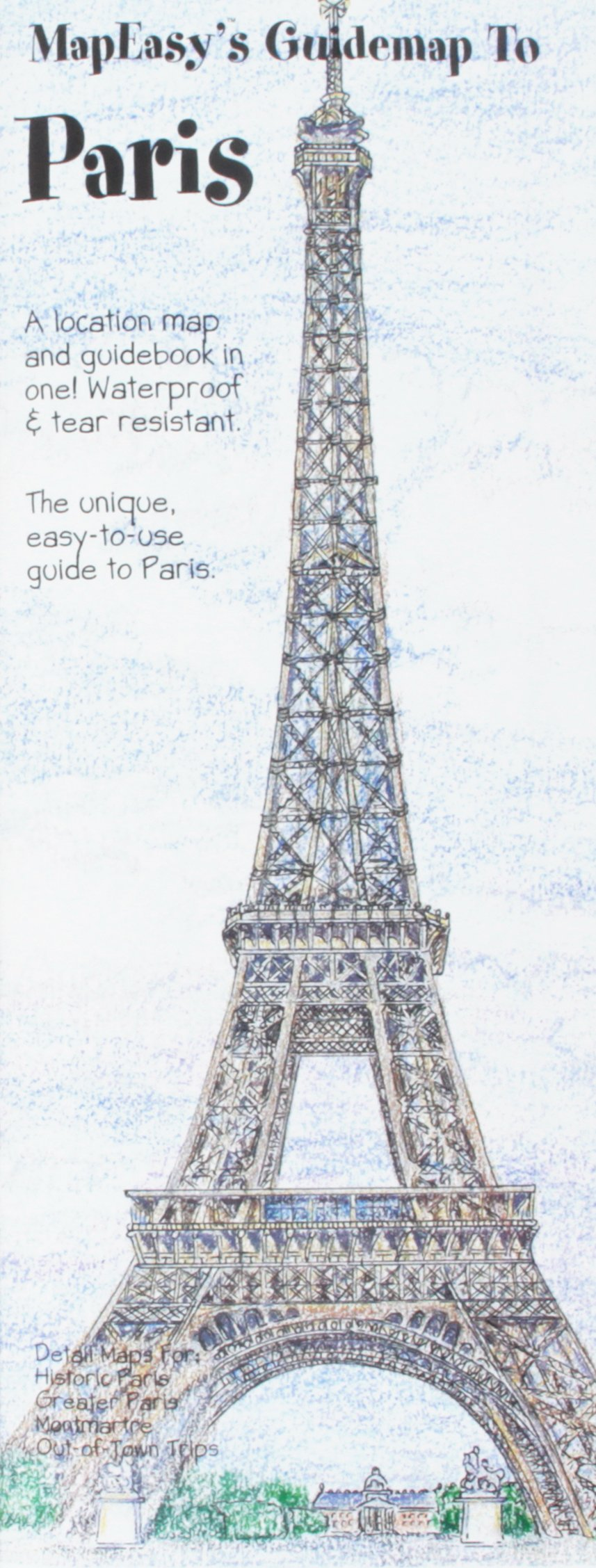 Download MapEasy's Guidemap to Paris PDF