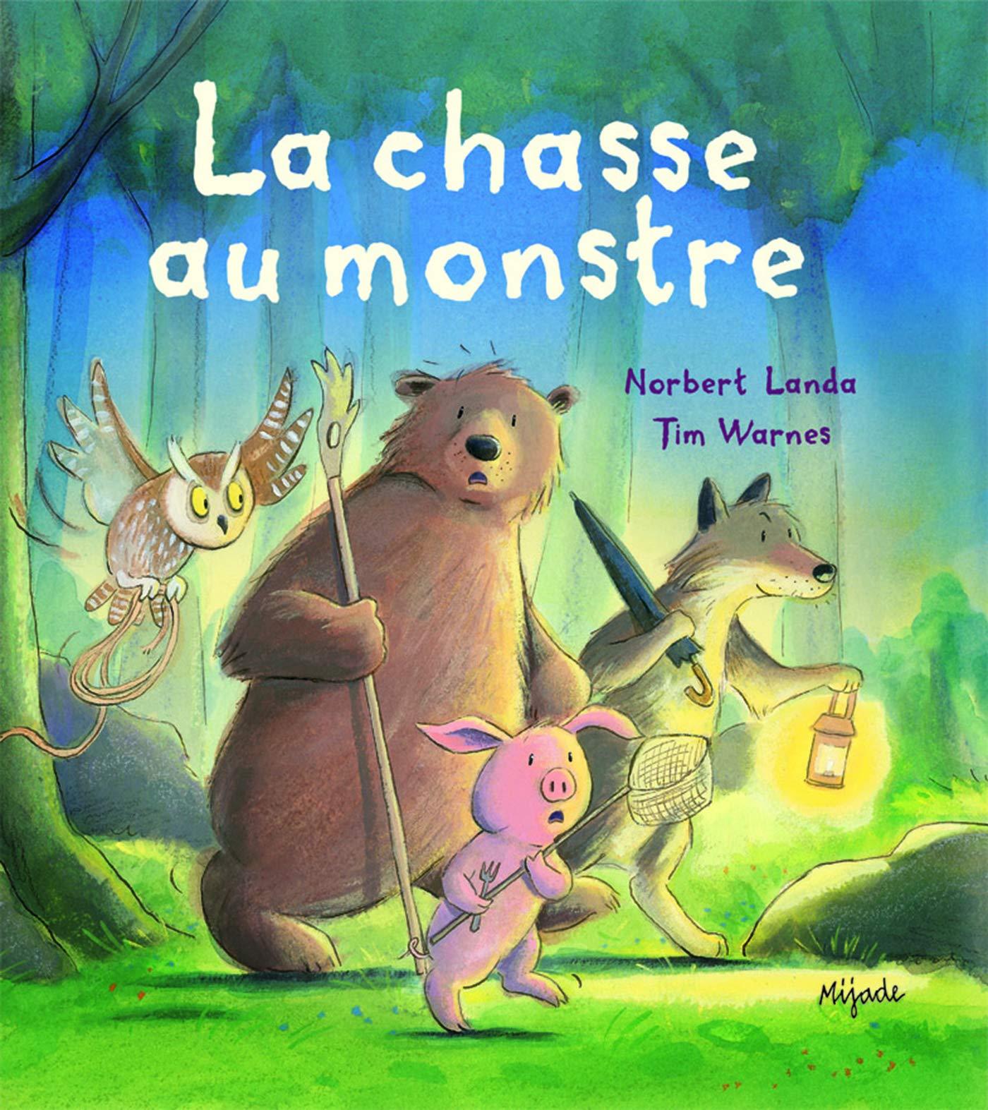 La chasse au monstre: Amazon.ca: Landa, Norbert, Warnes: Books