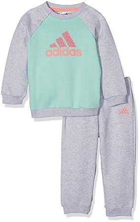 adidas I SP Log Jogger Survêtement pour Enfants  Amazon.fr  Sports ... 31aac086c18