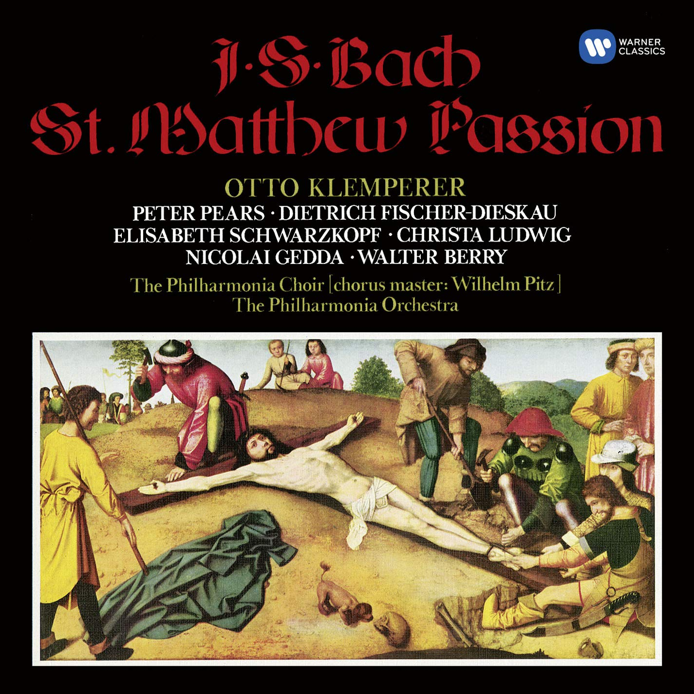 Bach: St. Matthew Passion (3cd